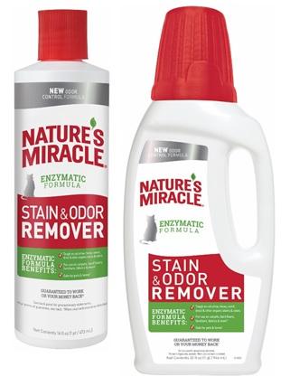8in1 Уничтожитель пятен и запахов NM Remover универсальный от кошек, в ассортименте