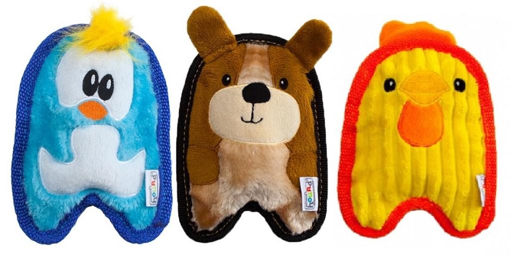 Петстейджес Игрушка OH Invinc Mini для собак, в ассортименте, 17 см, Petstages