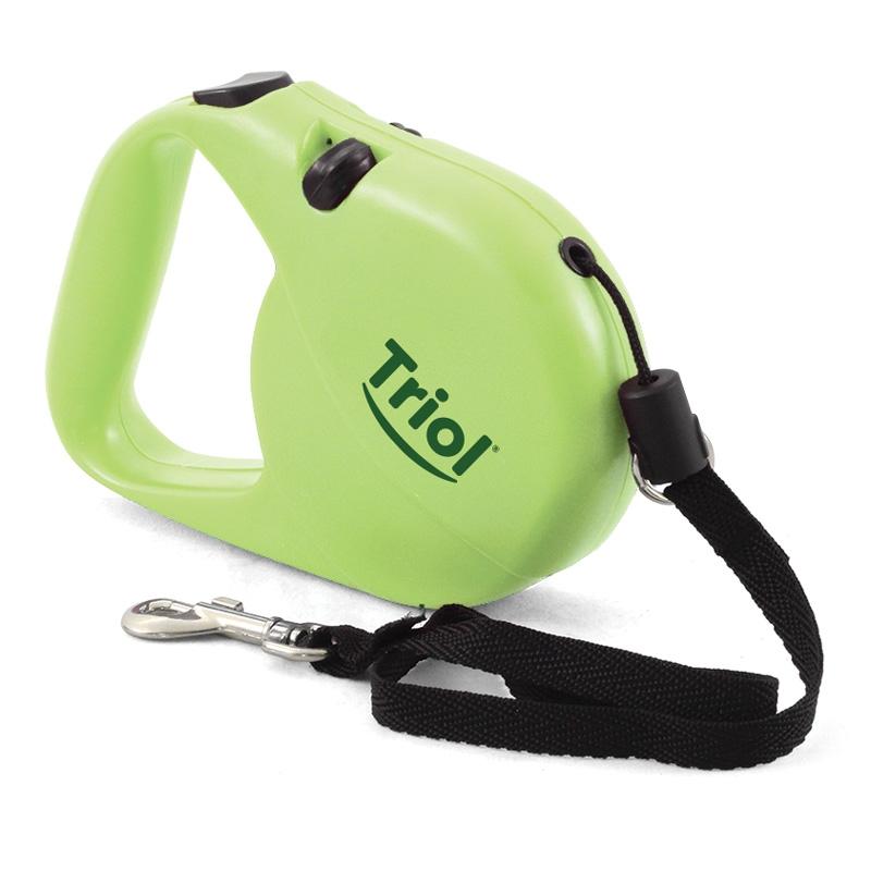 Триол Поводок-рулетка FD9003 для собак, трос 5 м, до 10 кг, Triol