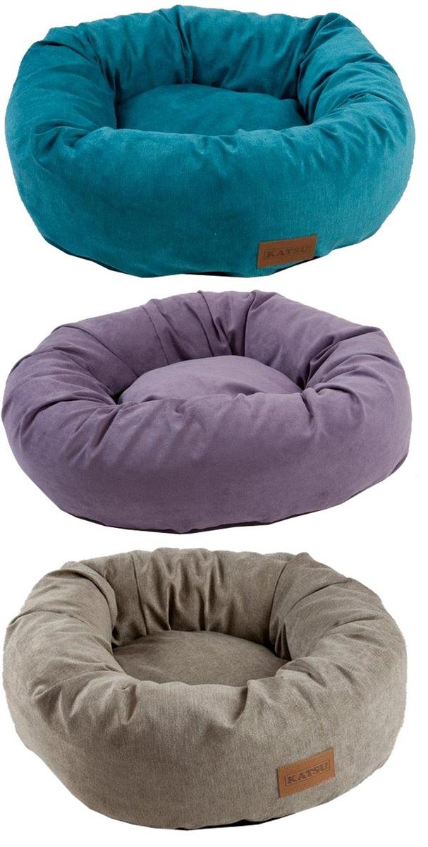 Катсу Лежак круглый Sofa Rondo для кошек и собак, 50 см, в ассортименте, Katsu
