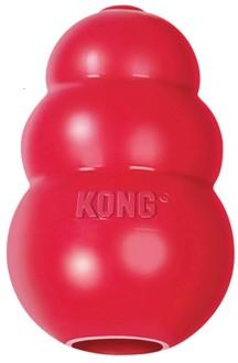 Конг Игрушка Classic Kong красная для собак, в ассортименте, Kong