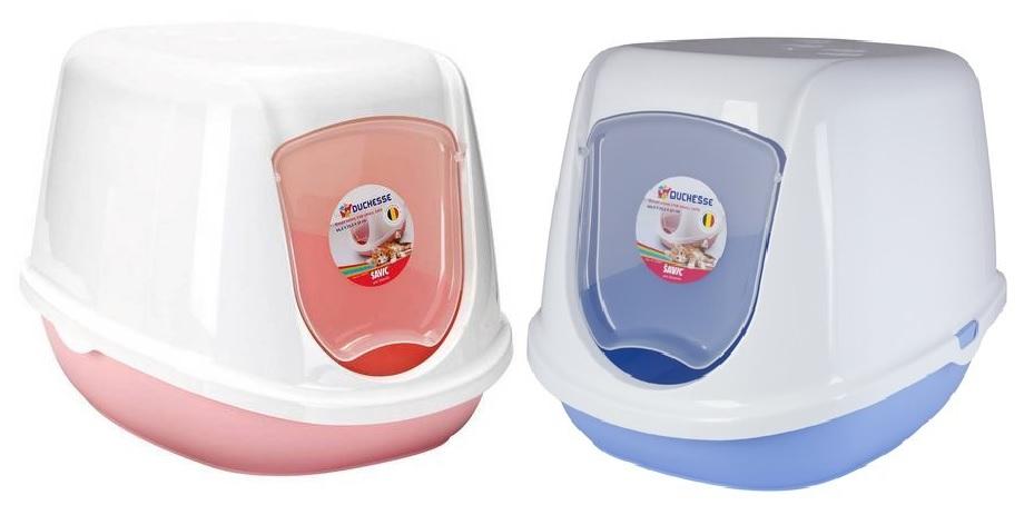 Савик Туалет-бокс Duchesse для кошек, 44,5*35,5*32 см, в ассортименте, Savic