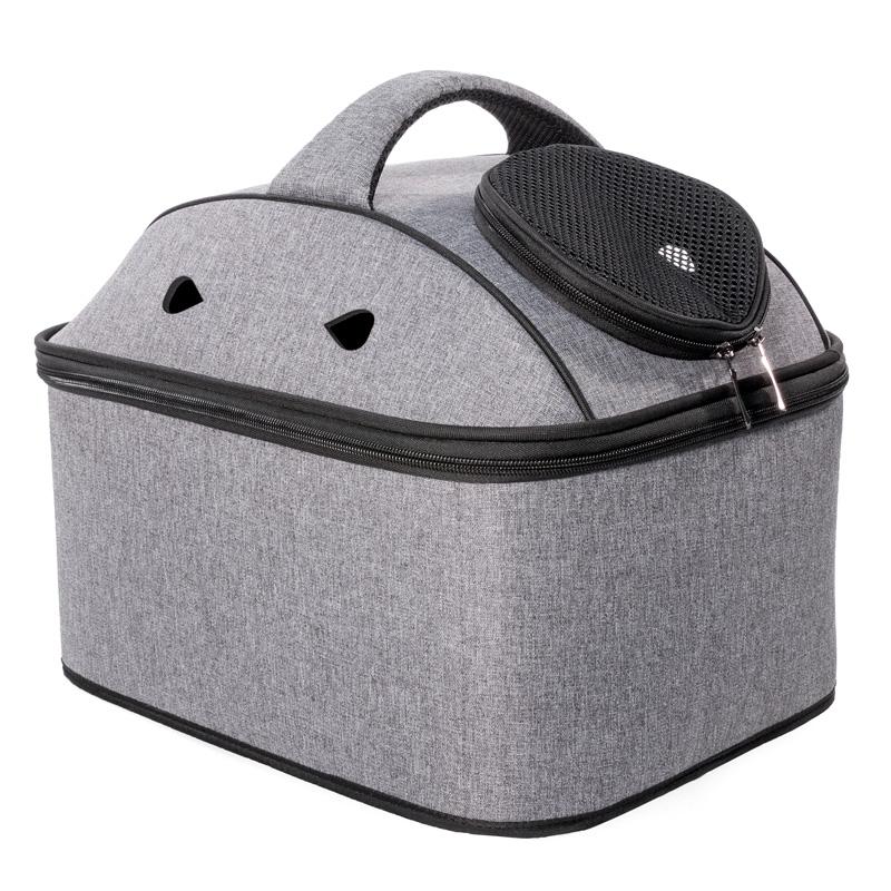 Триол Сумка-переноска Комфорт для собак и кошек, 38*32*28 см, Triol