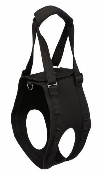 Трикси Поддерживающая шлейка для передних и задних ног для пожилых, травмированных собак, в ассортименте, нейлон, Trixie