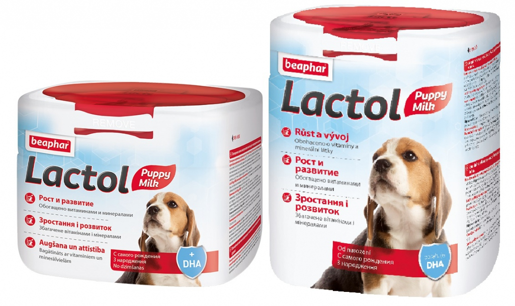 Беафар Молочная смесь Lactol Pappy Milk для щенков, в ассортименте, Beaphar