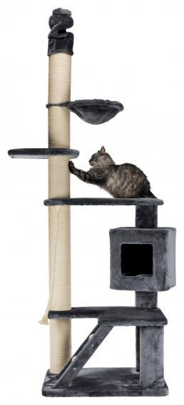 Трикси Домик-когтеточка Josefa Tizian для кошек, высота 220-240 см, основание 77*57 см, столб 15 см, Trixie