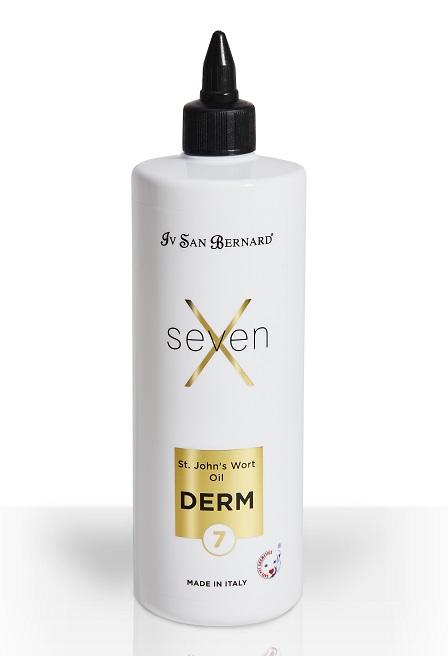 Ив Сен Бернард Derm oil X7 Масло зверобоя для снятия раздражений и восстановления кожи, 500 мл, Iv San Bernard