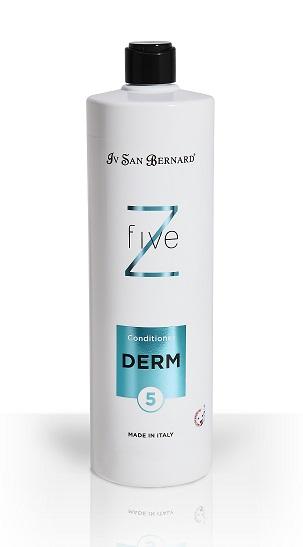 Ив Сен Бернард Derm Z5 Кондиционер для поврежденной и раздраженной кожи, 1 л, Iv San Bernard