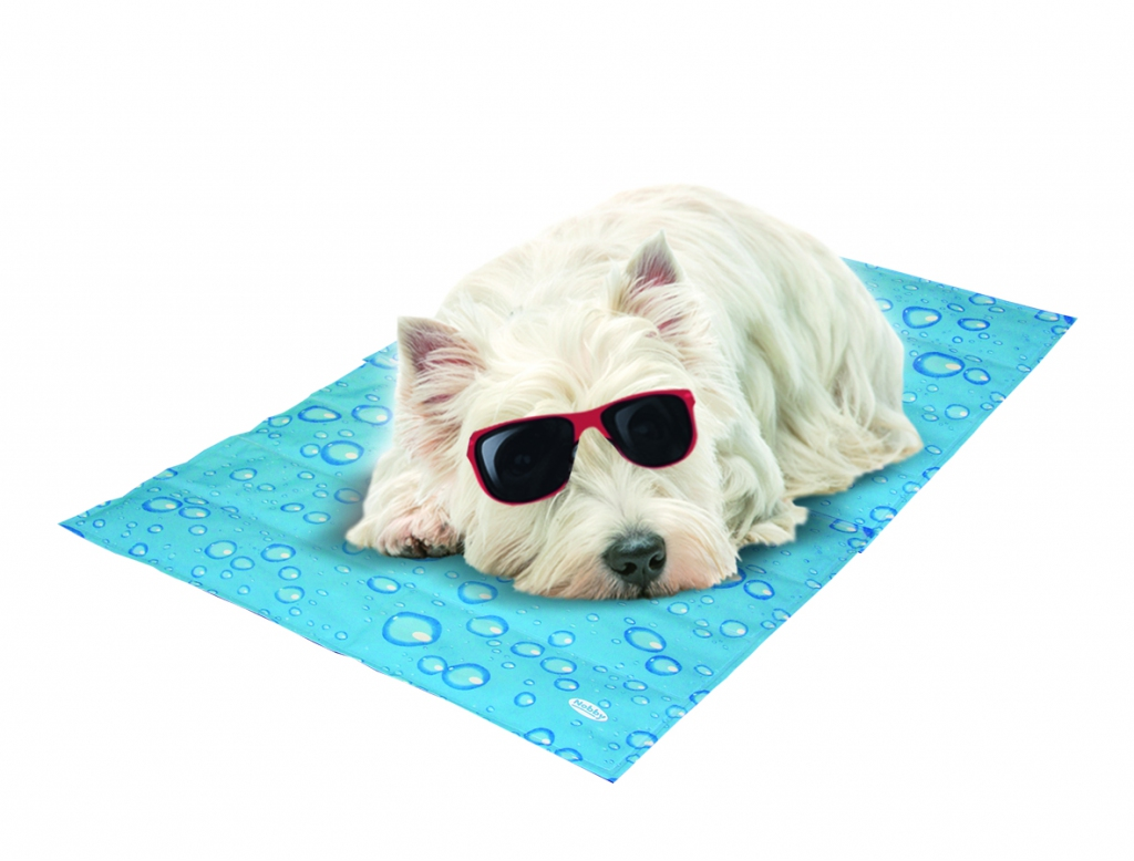 Нобби Охлаждающий коврик (мат) Bubblie, в ассортименте, Nobby