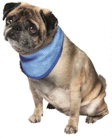 Нобби Бандана охлаждающая для собак Cooling-Bandana, в ассортименте, Nobby