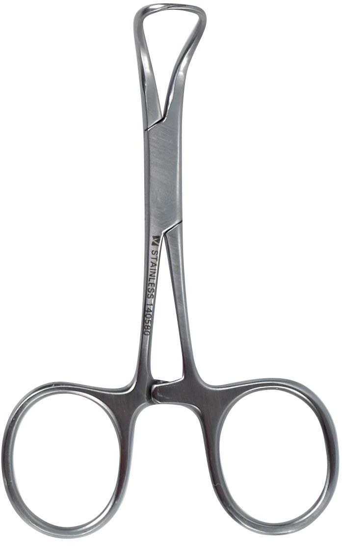 Круз Цапки Бэкхауса для хирургических простыней, 9 см, Kruuse