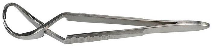 Круз Цапки Джонса для хирургических простыней, 9 см, Kruuse