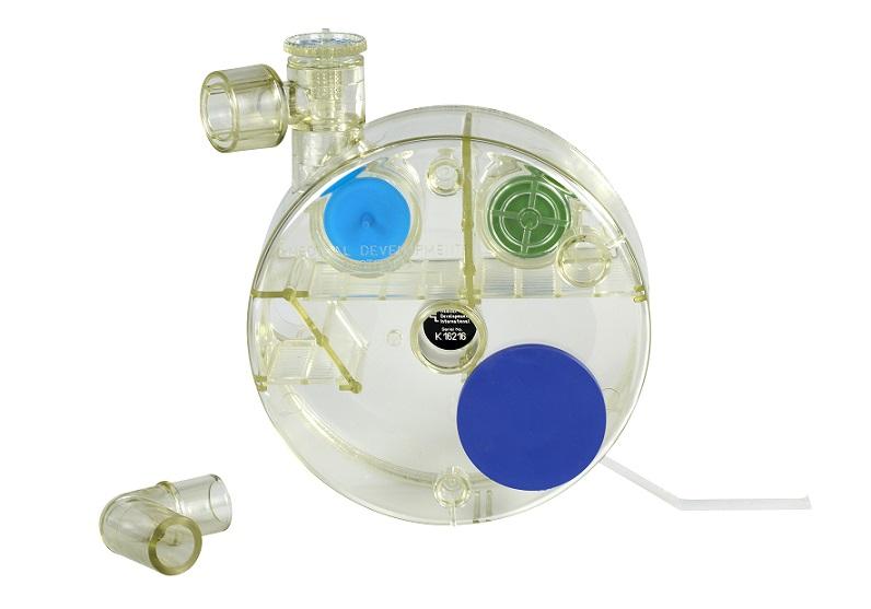 Круз Абсорбер (Поглотитель CO2) для анестезионной машины Komesaroff, Kruuse