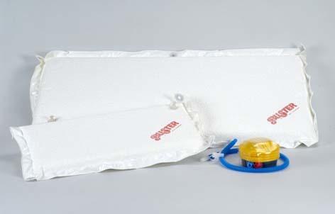 Круз Набор операционных подушек с насосом, 30*60 см и 50*100 см, Kruuse