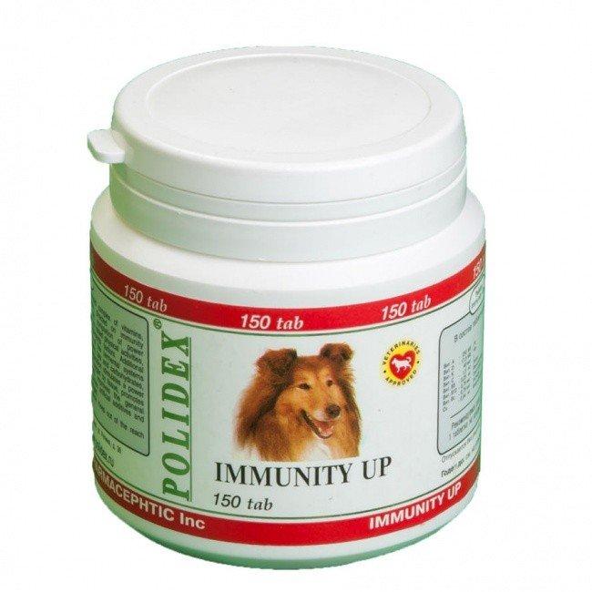 Полидекс Витаминый комплекс Immunity Up для собак, 150 таблеток