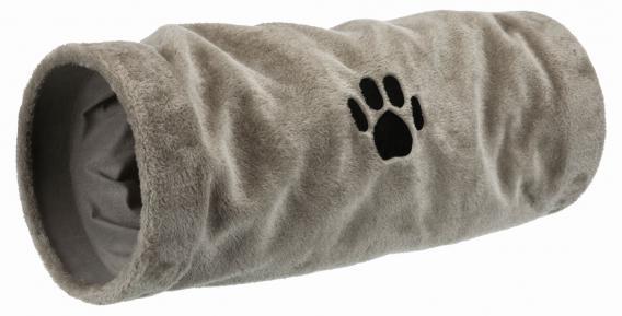 Трикси Тоннель для кошек шуршащий, 22*60 см, плюш, Trixie