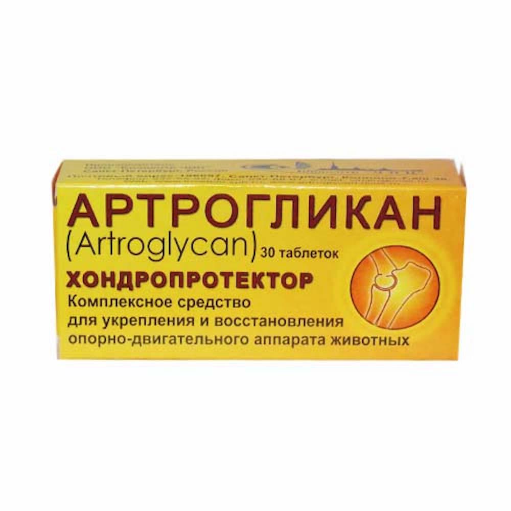 Гелабон для лечения заболеваний опорно-двигательного аппарата собак, кошек, крыс, хорьков, 30 таблеток