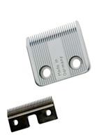Мозер Ножевой блок для машинки Rex, с мелкими зубцами, высота 0,1-3 мм, ширина 46 мм, шаг 1,6 мм, Moser