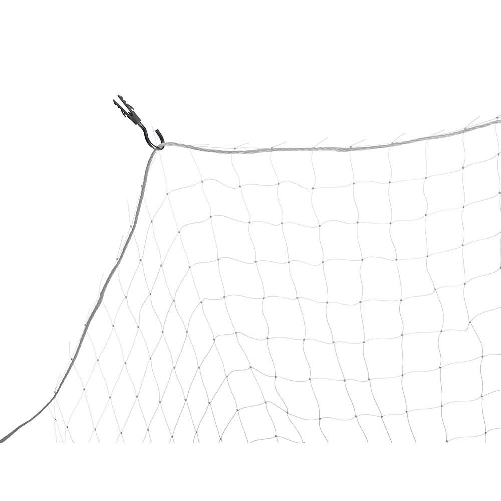 Ферпласт Защитная сетка на балкон Cat Net для кошек, ячейки 3*3 см, в ассортименте, нейлон, Ferplast