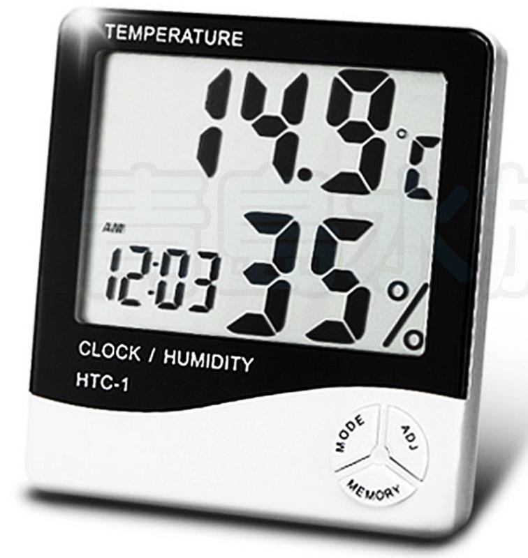 НомоиПет Термогигрометр электронный, 9,5*2*10 см, NomoyPet
