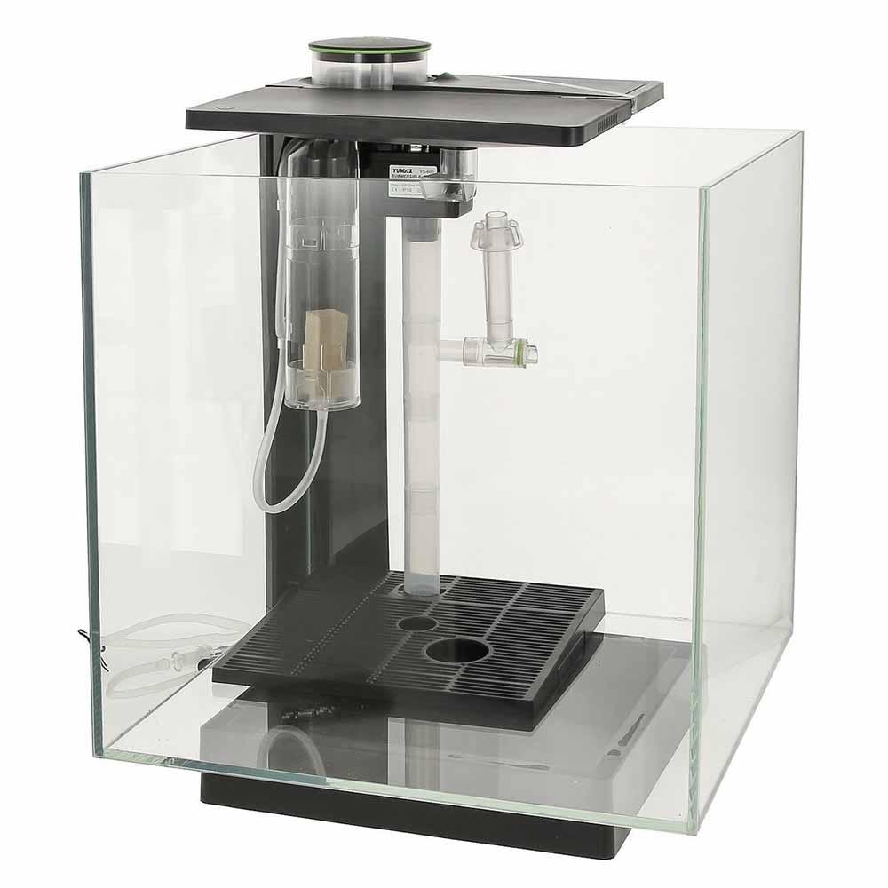 Прайм Рифовый морской нано-аквариум с LED светильником, фильтром, флотатором и компрессором, 32 л, Prime
