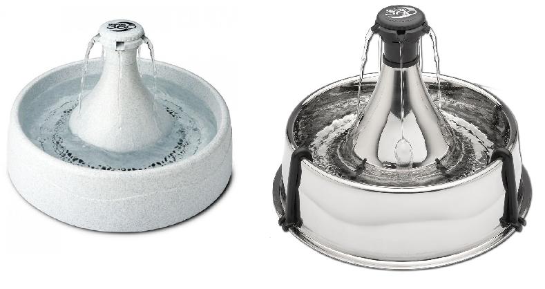 Петсейф Питьевой фонтан Drinkwell 360 для кошек и собак, объем 3,8 л, 36*36*24 см, в ассортименте, PetSafe