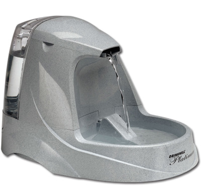 Петсейф Питьевой фонтан Drinkwell Platinum, объем 5 л, PetSafe
