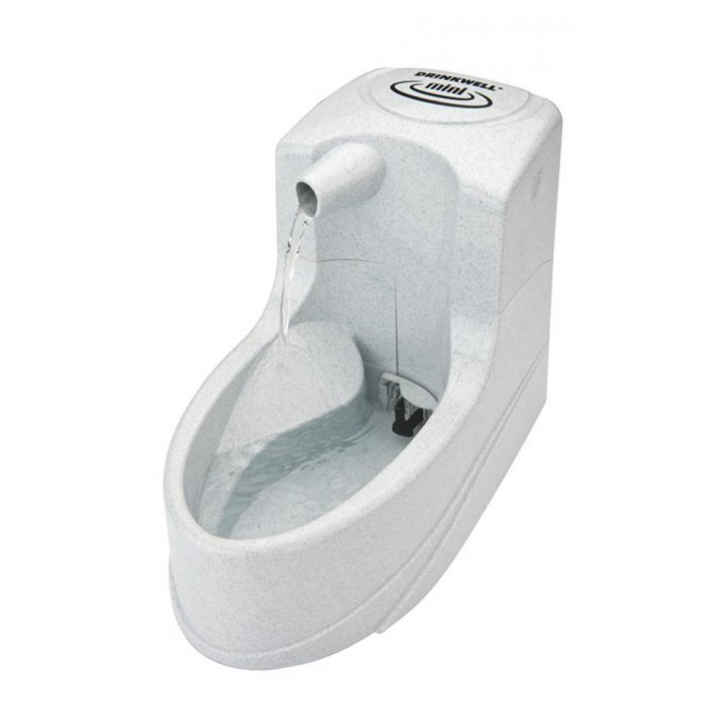 Петсейф Питьевой фонтан Drinkwell Mini, 1,2 л, 15*28*20 см, PetSafe