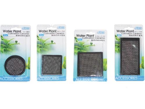 Прайм Керамическая площадка с сеткой из нержавеющей стали для культивации растений, в ассортименте, Prime