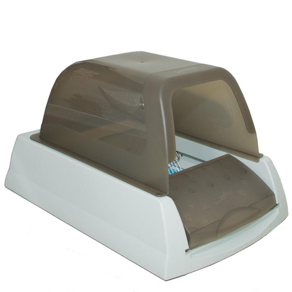 Петсейф Самоочищающийся автоматический туалет ScoopFree Ultra, 70*48*40 см, PetSafe