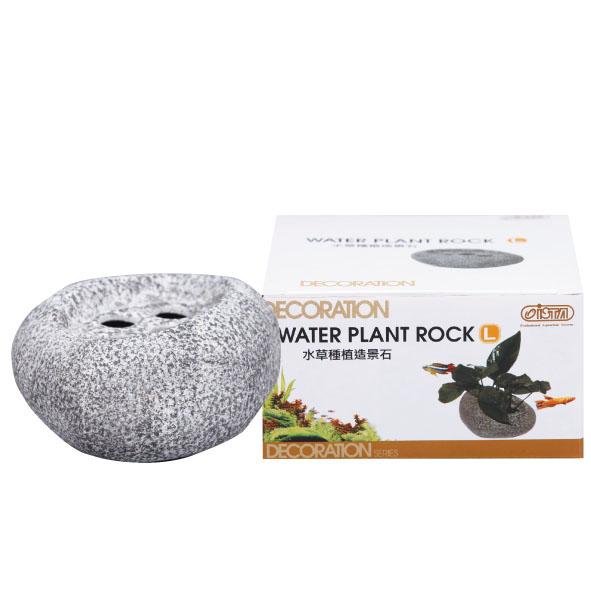 Иста Камень керамический L для растений, 25*10*15 см, Ista