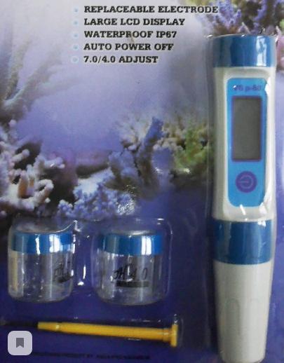 Измеритель pH электронный pH PEN, для аквариумов, Китай