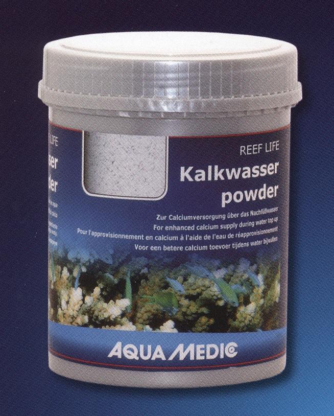 Аква Медик Препарат для морской воды Reef Life Кальквассер пудра, 350 г, Aqua Medic