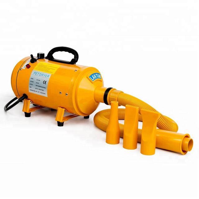 Доглэнд Фен-компрессор LT1090b для животных, 2800 Вт, 38*16*24 см, вес 5 кг, Dod Land