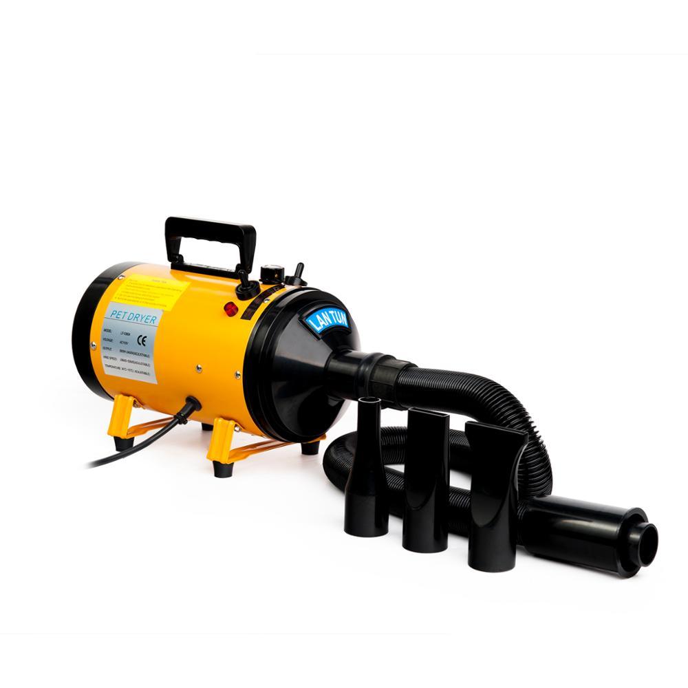 Доглэнд Фен-компрессор LT1090a для животных, 2200 Вт, 38*16*24 см, вес 5,5 кг, Dod Land