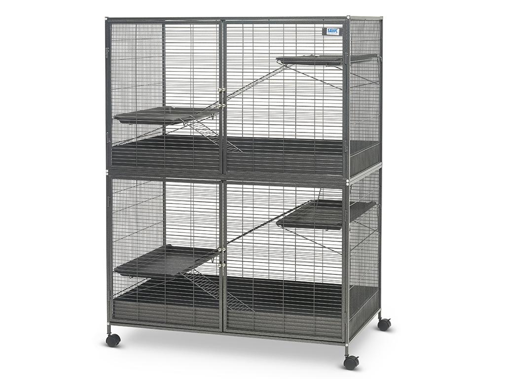 Савик Клетка Suite Royale XL для хорьков и грызунов 115*67,5*153 см, Savic