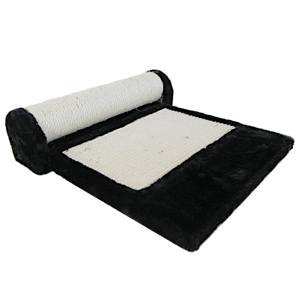 ПетЧойс Когтеточка-коврик SBE130130 с крутящимся роликом, 36*42*24 см, вес 2,5 кг, Pet Choice