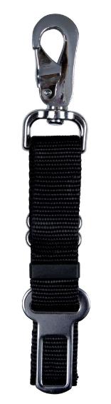 Трикси Ремень безопасности автомобильный для животных, длина 45-70 см, ширина 2,5 см, нейлон, Trixie
