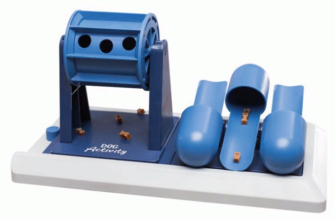 Трикси Развивающая игрушка для собак Poker Box Vario 2, 32*17 см, Trixie