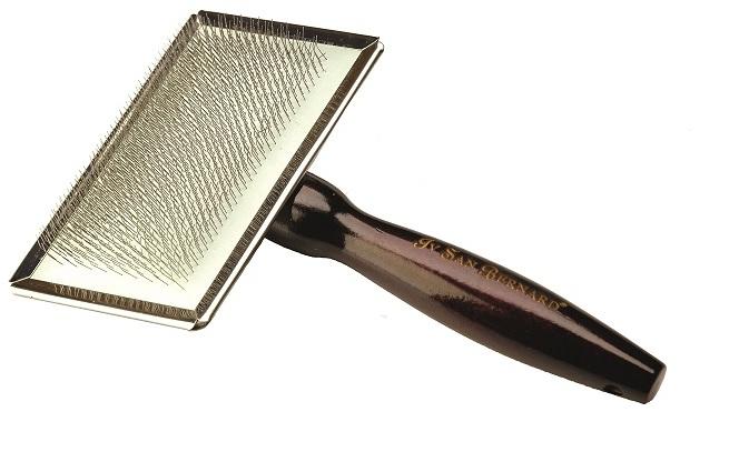 Ив Сен Бернард Сликер (пуходерка) Slicker brush профессиональный, для кошек и собак, в ассортименте, Iv San Bernard
