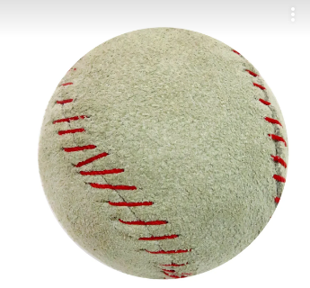 Анкур Игрушка Buffalo Мяч для собак, 6 см, кожа буйвола, Ankur
