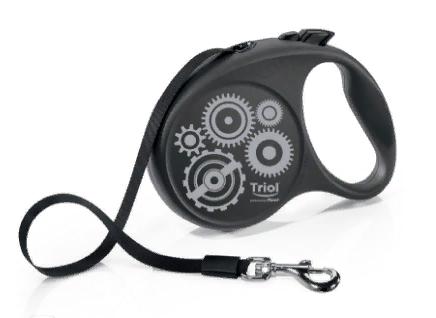 Триол-Флекси Рулетка Joy Motor, лента, длина 5 м, в ассортименте, Triol-Flexi