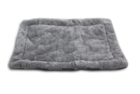 Триол Лежак-матрас Сказочный лес для собак, серый, в ассортименте, Triol