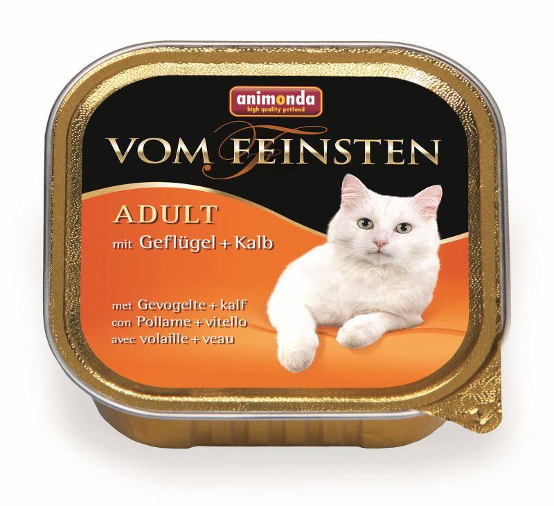 Консервы Анимонда Vom Feinsten Adult для взрослых кошек, 32*100 г, Animonda