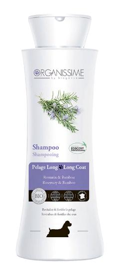 Биоганс Организме Органический эко-шампунь  Long Coat Shampoo Organissime by Biogance для длинношерстных собак, 250 мл, Biogance
