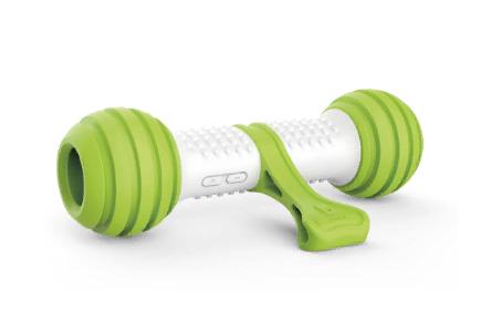 Гигви Игрушка Интерактивная кость с USB зарядкой для собак, 21 см, Gigwi