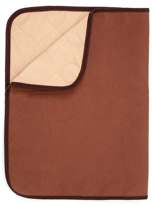 Оссо Пеленка для собак многоразовая впитывающая Osso Comfort, в ассортименте, коричневая, Osso