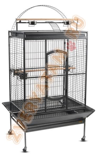 Триол Клетка-вольер для крупных птиц BC22, 113*90*193 см, в ассортименте, Triol