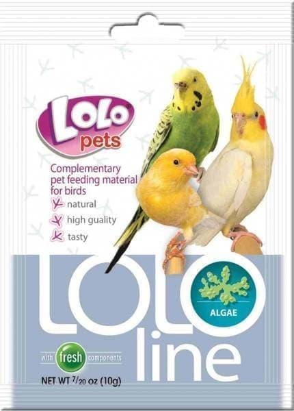 ЛолоПетс Подкормки Lololine для птиц, в ассортименте, LoloPets