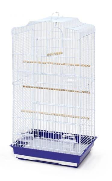 Клетка 614 для птиц 47*36*92 см, в ассортименте, Золотая Клетка